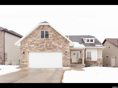 Utah County Single Family Home For Sale: 10407 N Tamarack Way