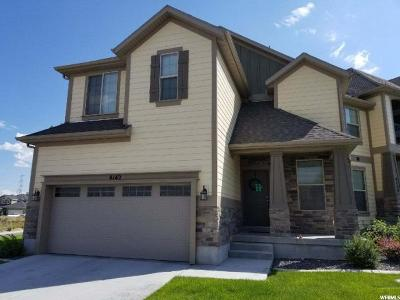 Utah County Townhouse For Sale: 4142 E Inverness Rd