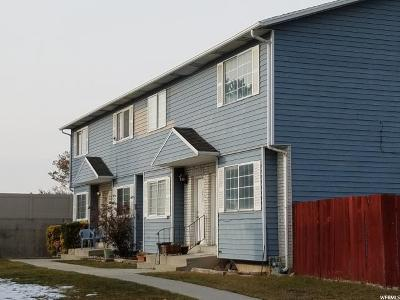 West Valley City Townhouse For Sale: 2850 S Brookway Dr.