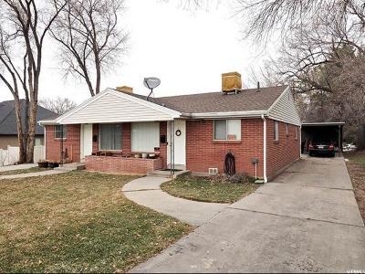 Salt Lake County Multi Family Home For Sale: 1837 E Osage Orange Ave