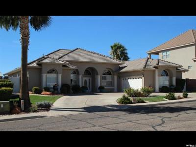 St. George Single Family Home For Sale: 1002 S Golda Dr