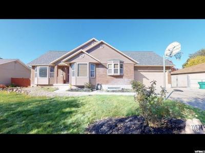 Salt Lake County Single Family Home For Sale: 11874 S Lampton View Dr
