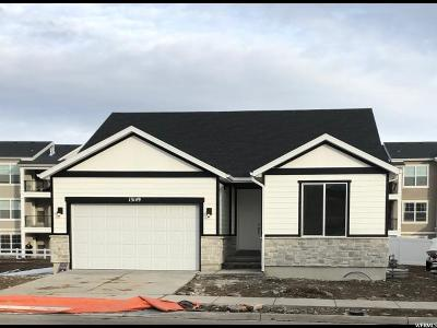 Herriman Single Family Home For Sale: 13149 S Acklins Dr W #67