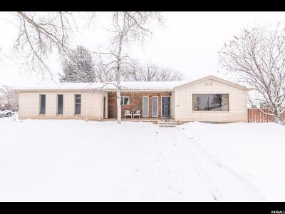 North Logan Single Family Home For Sale: 1878 N 600 E