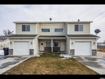 Grantsville Single Family Home For Sale: 16 Hunter Way