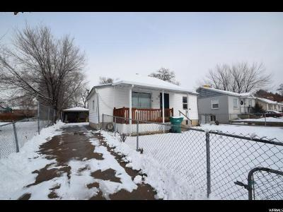 Davis County Multi Family Home For Sale: 433 E Center