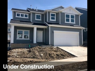 Salt Lake County Single Family Home For Sale: 14779 S Palmerston Way E #22
