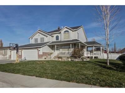Salt Lake County Single Family Home For Sale: 3106 Elmwood Dr