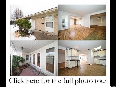 Salt Lake County Condo For Sale: 3644 S 860 E #60