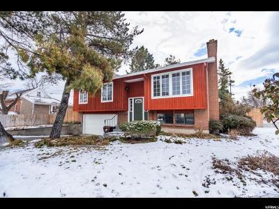 Salt Lake County Single Family Home For Sale: 874 E Grenoble Dr