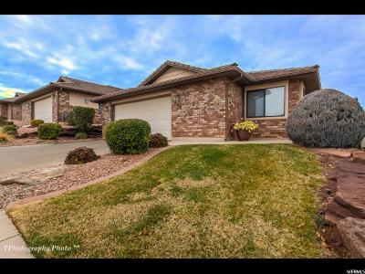 St. George Single Family Home For Sale: 2118 S Legacy Dr