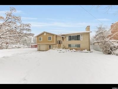 Brigham City Single Family Home For Sale: 315 E 900 N