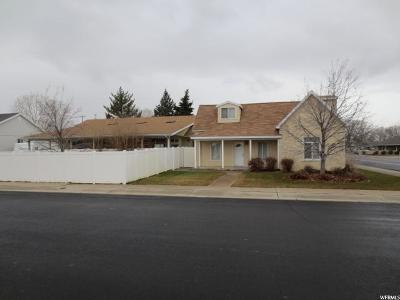 Spanish Fork Single Family Home For Sale: 391 N 100 W