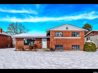 Weber County Single Family Home For Sale: 676 E Cook