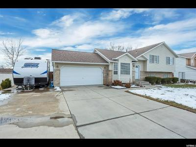 Lehi Single Family Home For Sale: 439 W 2325 N