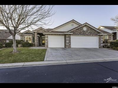 St. George Single Family Home For Sale: 145 N Mall Dr #44