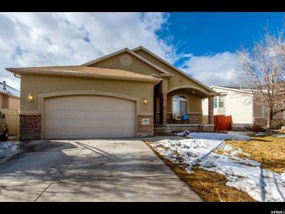 Salt Lake City Single Family Home For Sale: 5810 S Crest Flower Way W
