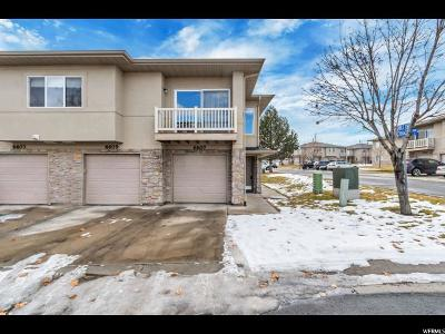 West Jordan Condo For Sale: 6607 W Ivy Terrace Ct