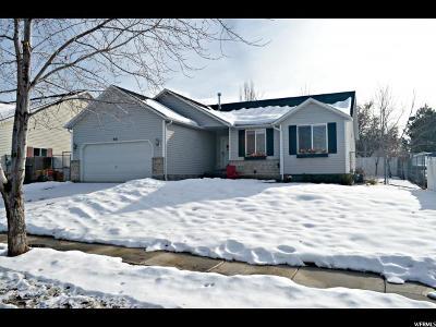 Tooele Single Family Home For Sale: 416 E 700 N