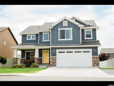 Lehi Single Family Home For Sale: 323 S River View Cir