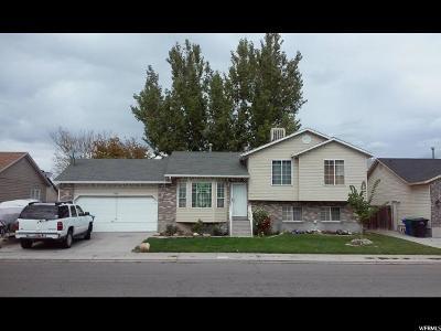West Jordan Single Family Home For Sale: 1258 W Wimbledon Ridge Ln S