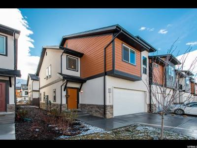 Bluffdale Townhouse For Sale: 14723 S Rising Star Way W #N-1
