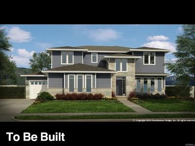 West Valley City Single Family Home For Sale: 3676 S Rowan Cv W #126