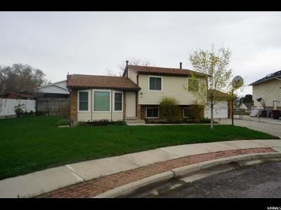 Lehi Single Family Home For Sale: 401 W 1050 N