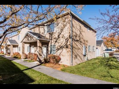 Logan UT Townhouse For Sale: $172,000