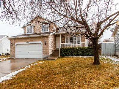 Sandy UT Single Family Home For Sale: $384,900