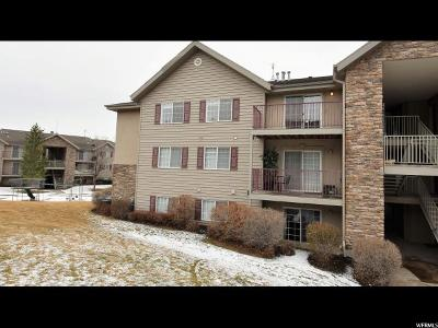 Lehi Condo For Sale: 1486 W Westbury Way N #K