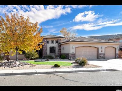 St. George Single Family Home For Sale: 204 N 1280 W #41