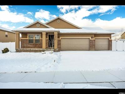 Herriman Single Family Home For Sale: 13754 S Rosie Ln