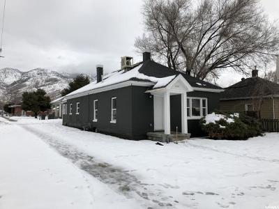 Weber County Single Family Home For Sale: 2000 S Liberty
