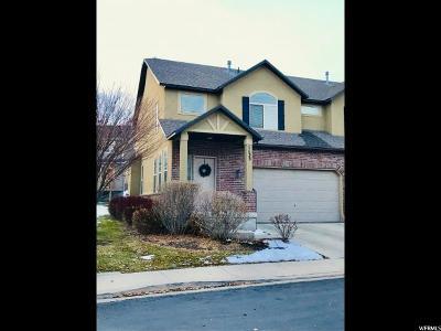 Saratoga Springs Townhouse For Sale: 1633 N Blackhawk Dr E