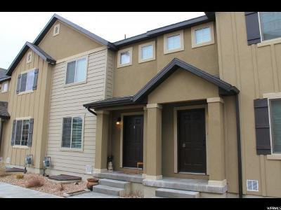 Townhouse For Sale: 241 S 1800 E