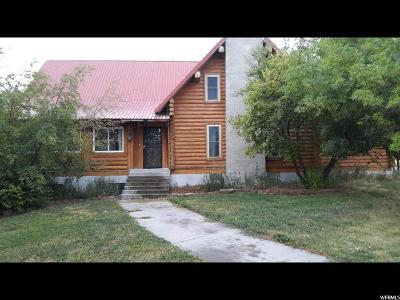 Trenton Single Family Home For Sale: 440 S 400 W