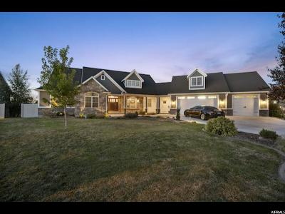 Mapleton Single Family Home For Sale: 145 E 1300 S