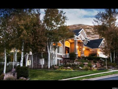 Farmington Single Family Home For Sale: 44 W 1100 N