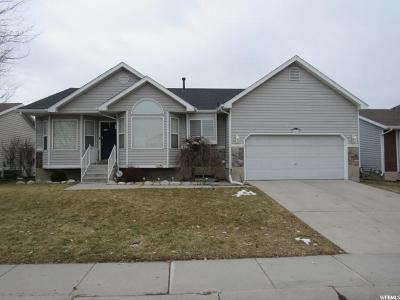 West Jordan Single Family Home For Sale: 6296 S Castleford Dr W