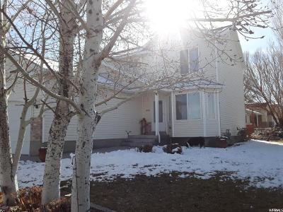 Grantsville Single Family Home For Sale: 1046 S Kimball Dr W