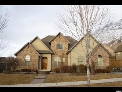 Orem, Provo Single Family Home For Sale: 1399 E 440 N