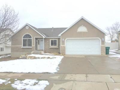 Layton Single Family Home For Sale: 2105 650 W