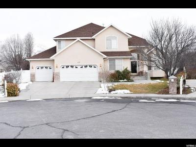 Orem Single Family Home For Sale: 476 E 330 N