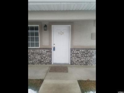 Logan Townhouse For Sale: 1629 S Talon Dr