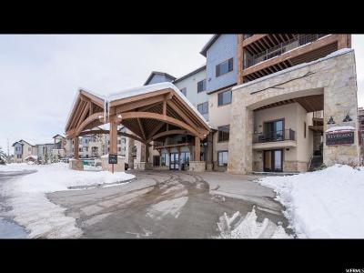 Park City Condo For Sale: 2669 Canyons Resort Dr #403A&amp