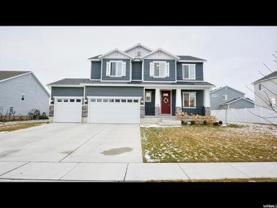 American Fork Single Family Home For Sale: 865 N 520 E