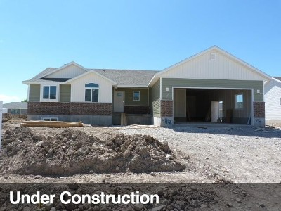 Tremonton Single Family Home For Sale: 408 W 450 S