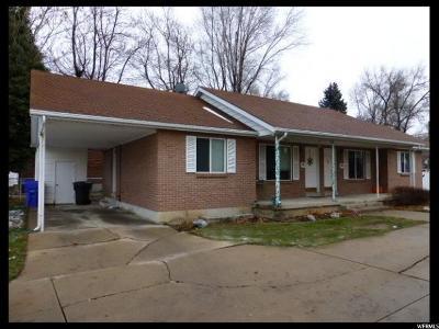 Davis County Multi Family Home For Sale: 128 E 400 S