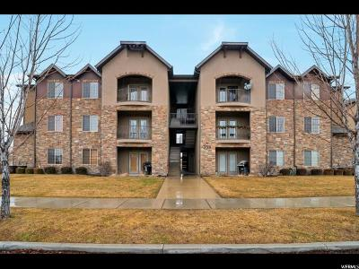 Springville Condo For Sale: 358 S Woodsprings Dr W #D-2